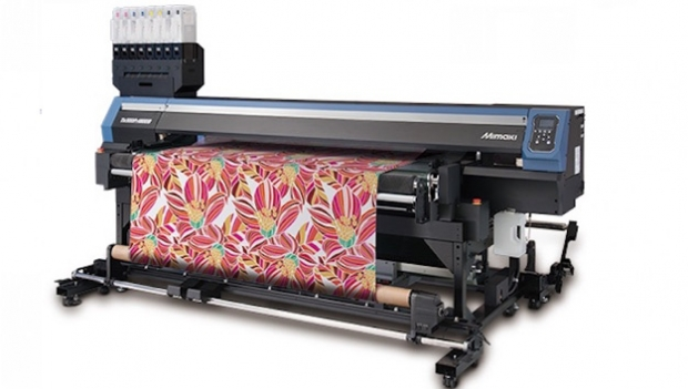 Mimaki adds new digital option for textile printing