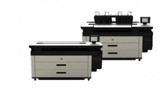 HP disrupts the repro print market with its new PageWide XL Series of printers