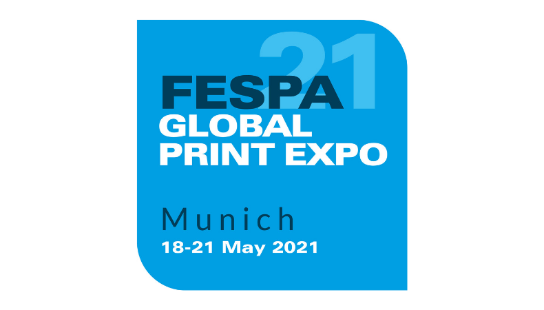 FESPA returns to Munich, Germany for the Global Print Expo 2021