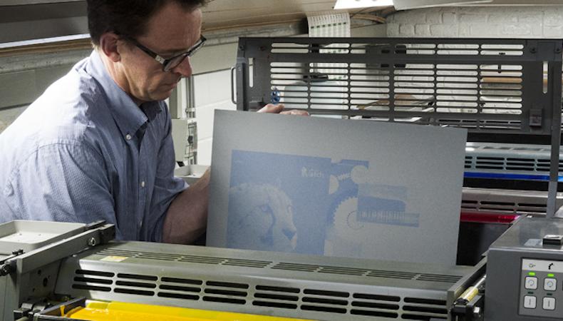 Athalaia Gráfica opta por placas de impresión directa de Agfa