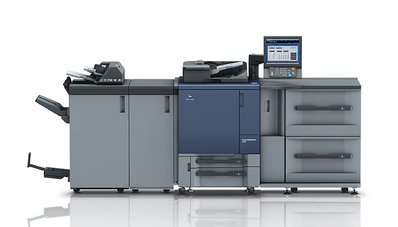 Konica Minolta launches AccurioPress Series