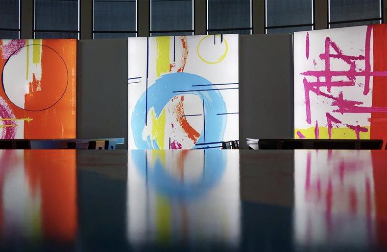La ganadora del premio FESPA Printeriors lanza su propia marca de diseño F.ROZE