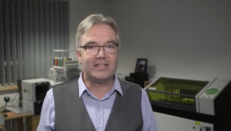 The need for print automation with Andrew Talbot