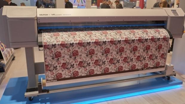 Der Trend zu Kleinauflagen im Textildruck führt zu rasantem Wachstum im Sublimationsdruck