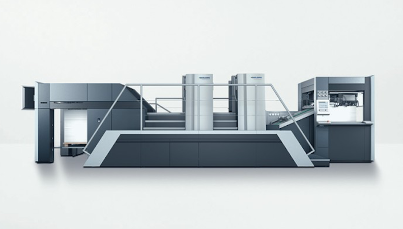 Heidelberg introduces new rotary die-cutter