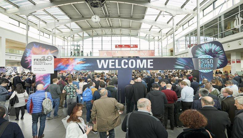 Altas expectativas en la previa de FESPA Global Print Expo 2021