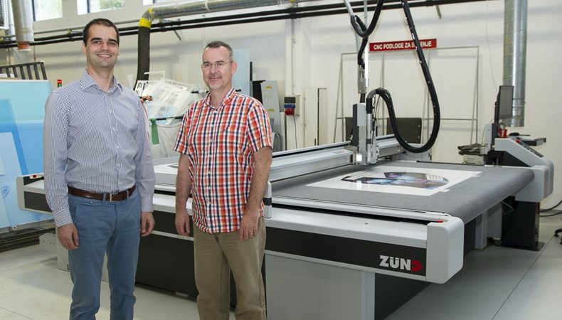 Zünd G3 XL-3200 cutting system improves and accelerates BG Reklam's production processes