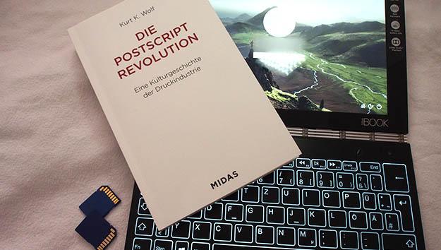 Die Postscript-Revolution – eine Kulturgeschichte der Druckindustrie