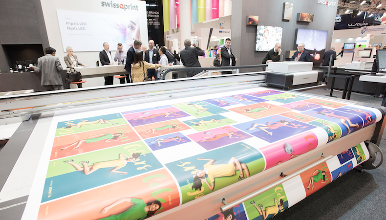 SwissQprint celebrates 10th anniversary