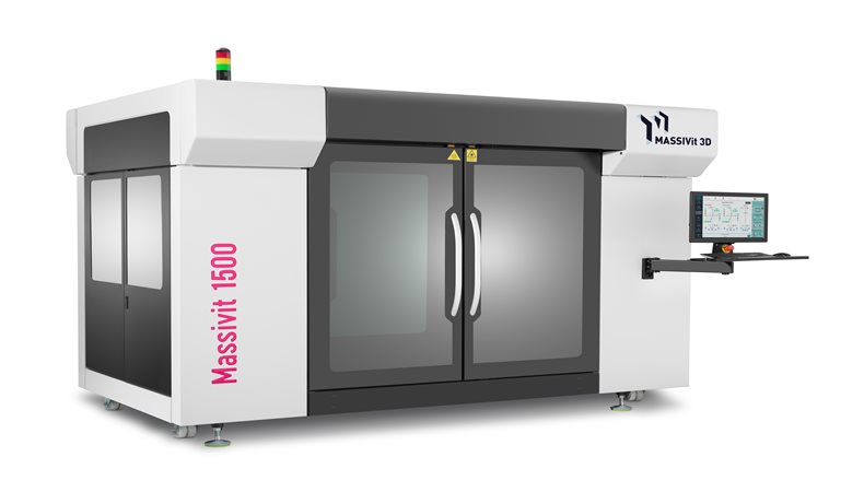 Massivit 3D introduces new 3D printing solutions for visual communication applications