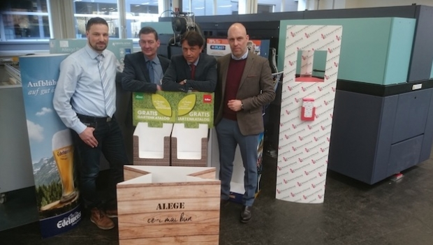Bauernfeind Print + Display win new business with Durst