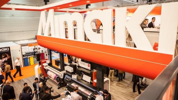 Mimaki sets to inspire digital print heroes at FESPA Digital