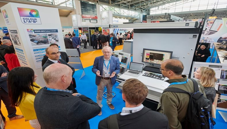 What to look out for at Colour L*A*B*  at Global Print Expo 2020