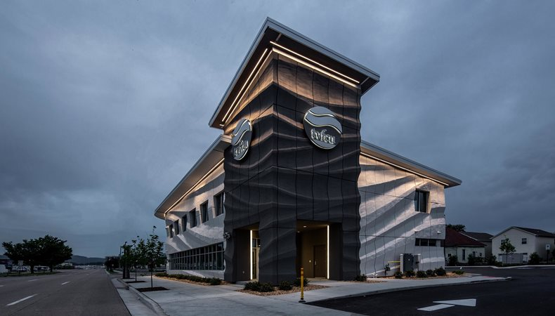 Branch Technology makes history with 3D-printed building project