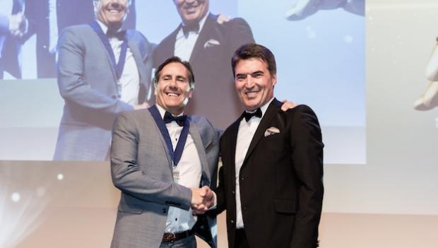 Christian Duyckaerts inaugurated as 17th FESPA President