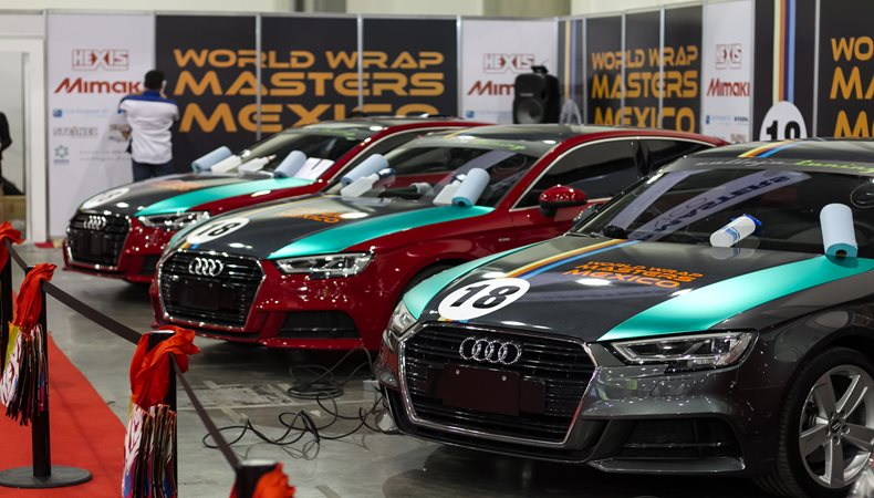 Convocatoria récord: todo listo para el World Wrap Masters Mexico
