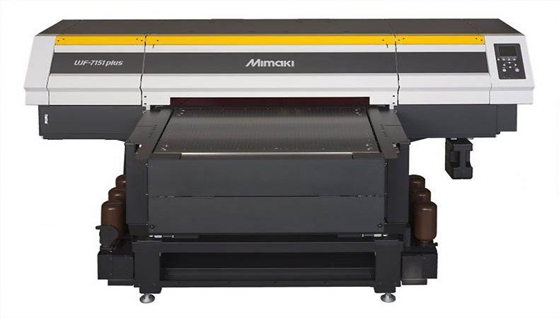 Mimaki stellt UV-Tinte für Metallic-Töne vor
