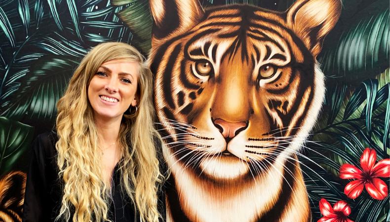 Charlotte Jade, Luxury Designer brand for wall murals