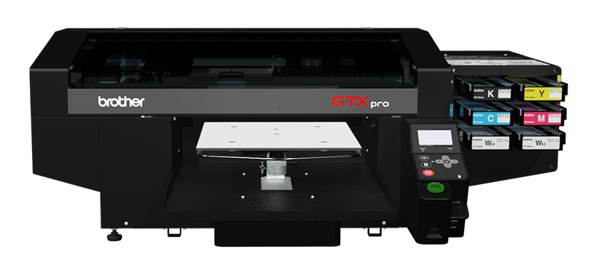 Brother releases GTXpro, the latest direct to garment printer