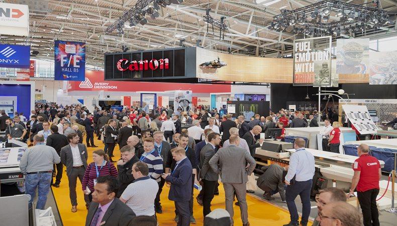La comunidad de expositores se prepara para la reunión de Global Print Expo 2021 en Ámsterdam