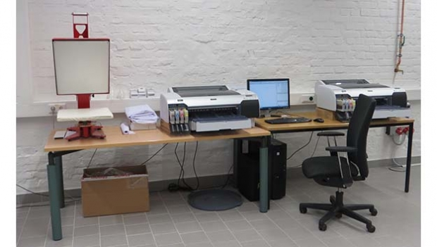 Mehr Auswahl für Sublimations-Drucker