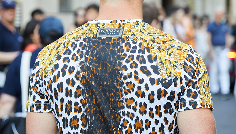 The £500 t-shirt trend-setters