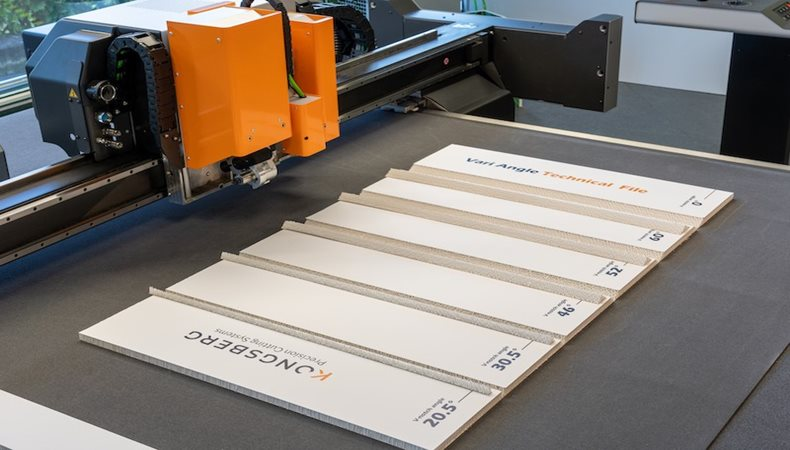 The most common digital cutting tables