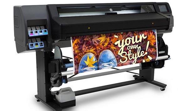 HP Latex 560 Drucker für die FOGRA