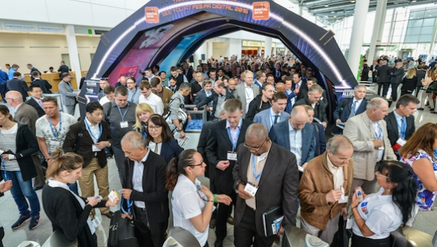Visitors dare to print different at biggest ever FESPA print expo