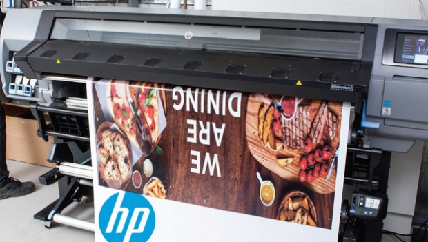How HP's Latex 360 printer can open new business avenues