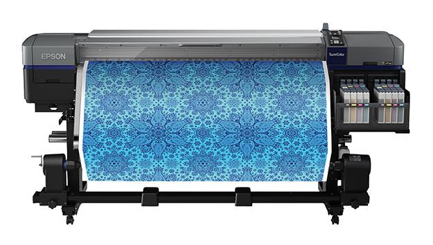 Neuer Epson Dye-Sublimationsdrucker für große Aufträge