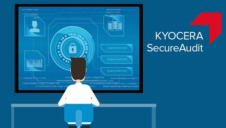 Kyocera leads the cybersecurity battle with print solution