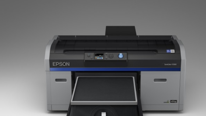 Epson launches new DTG printer