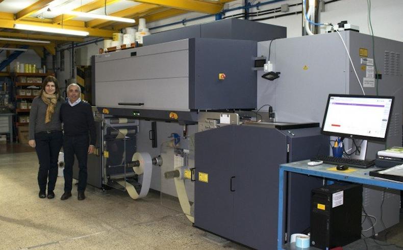 Jeci sigue impulsando su negocio con la impresión digital de Durst