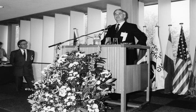 Former FESPA President, Derek Down sadly passes away