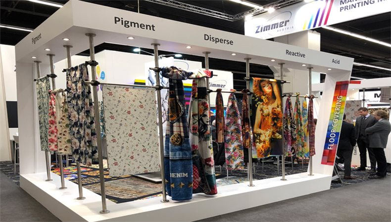 What are the best inkjet inks for textile printing?