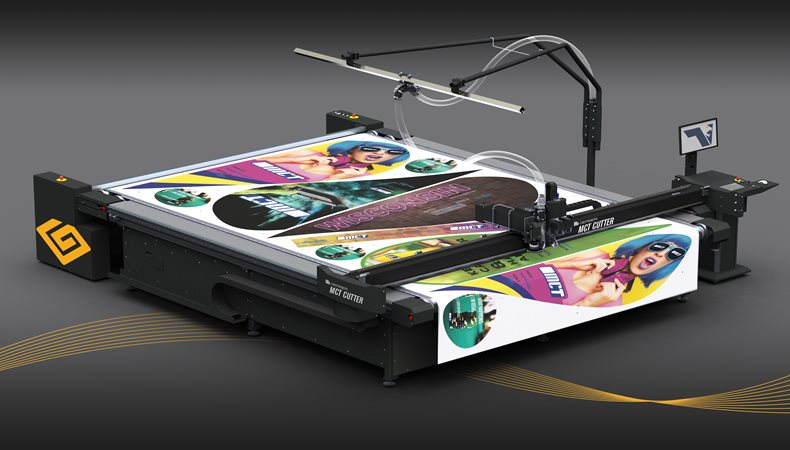 Gerber Technology expands its MCT Digital Cutting System into European Market at FESPA 2019