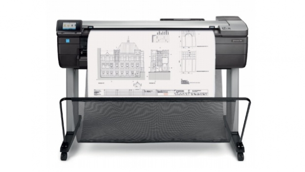 HP launches five new HP DesignJet technical printers