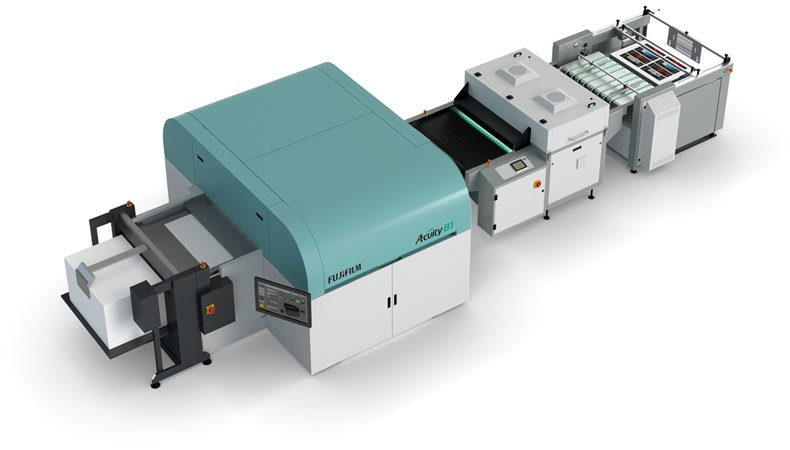 Fujifilm to demonstrate the growing strength of its Acuity range at FESPA 2018