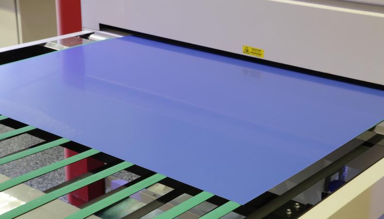 Printing plates progress