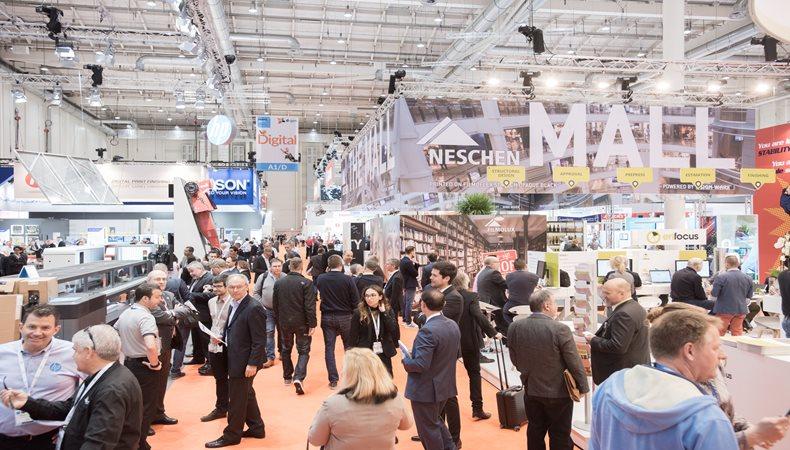 FESPA  Global Print Expo 2018 zeigt die neuesten Technologien für Sieb- und Digitaldruck
