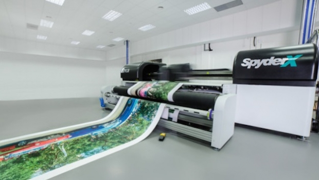 Industrial print highlights at FESPA 2017: Part one