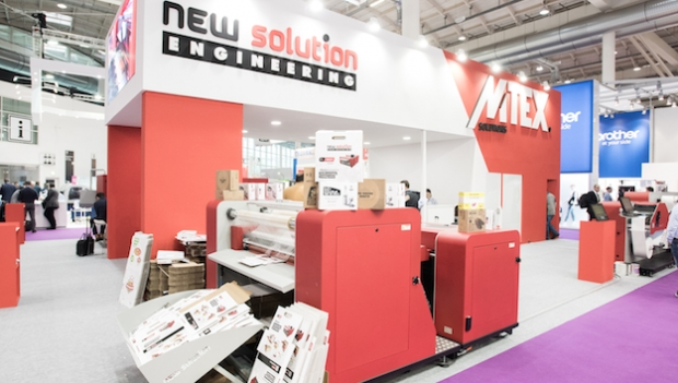Mtex Solutions launches new digital textile printer series