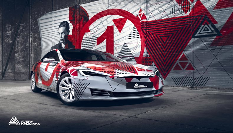 Avery Dennison to drive growth in vehicle graphics