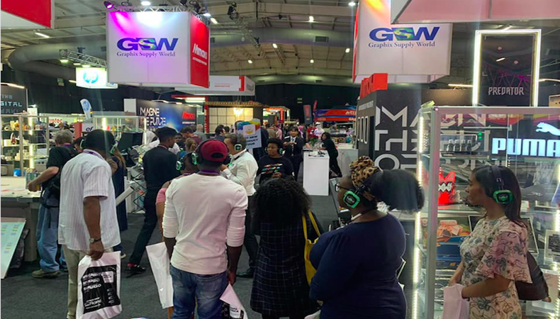 Exhibitors report quality visitors and millions in sales at FESPA Africa 2019