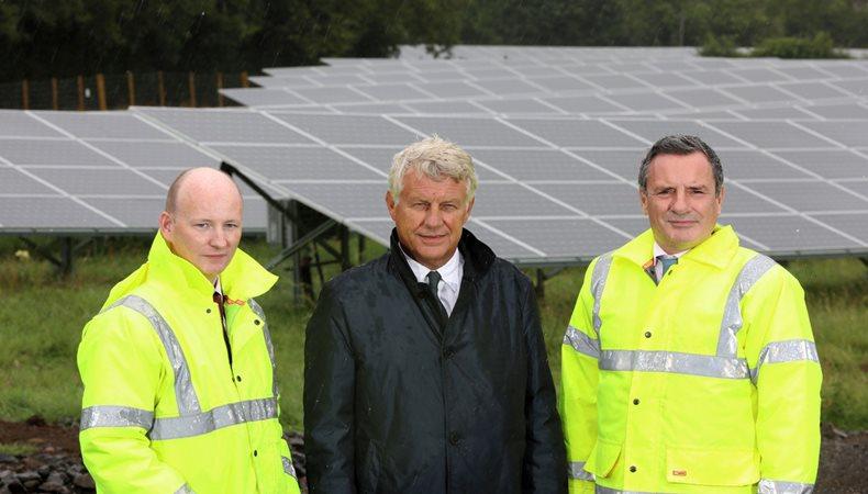 Brett Martin gibt Solar-Partnerschaft mit Lightsource BP bekannt