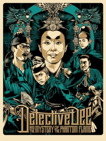 Detective Dee movie poster