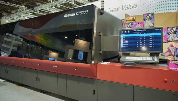 Industrial Printing auf dem Weg zum Digitaldruck