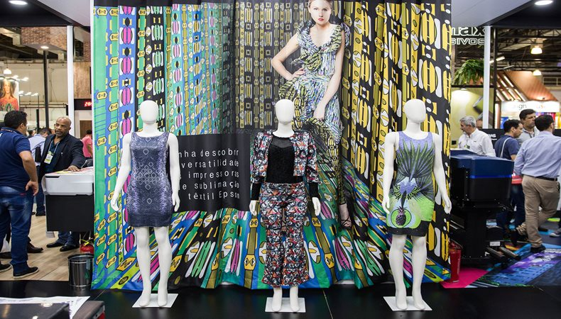 Brazil advances the transition from analog to digital printing in the textile industry