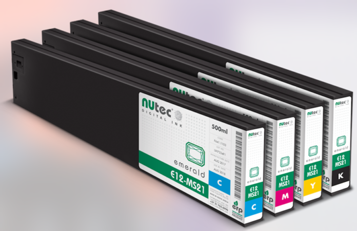 Falcon to showcase NUtec Digital Inks' Emerald Inks